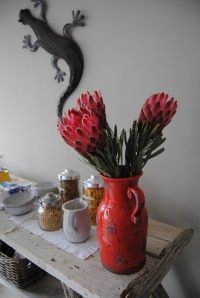 Kowie River Guest House, Port Alfred, Eastern Cape, SA - what a breakfast pleasure